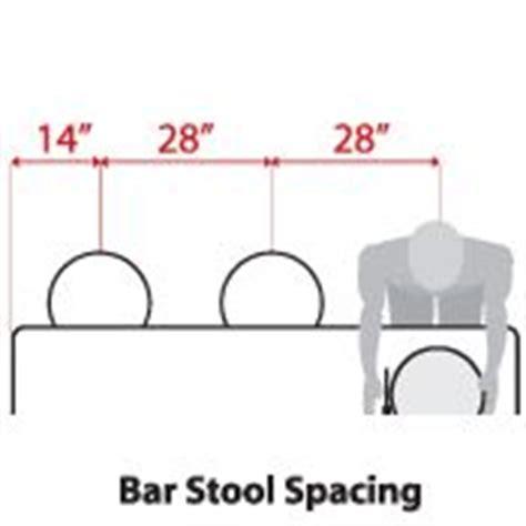 kitchen island space requirements 17 best ideas about island bar on pinterest kitchen