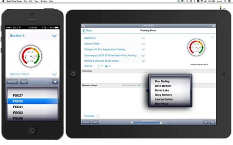 filemaker go templates filemaker go on iphone and replacing paper forms