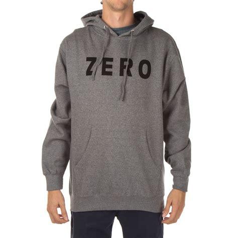 Hoodie Zeroes zero army pullover hoodie gunmetal