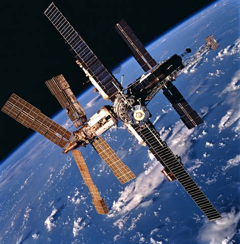 russian space space station mir
