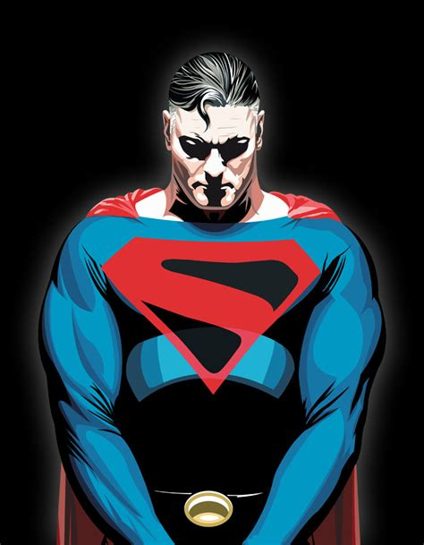 Kaos Superman Logo Alex Ross superman kingdom come by danielgoettig on deviantart