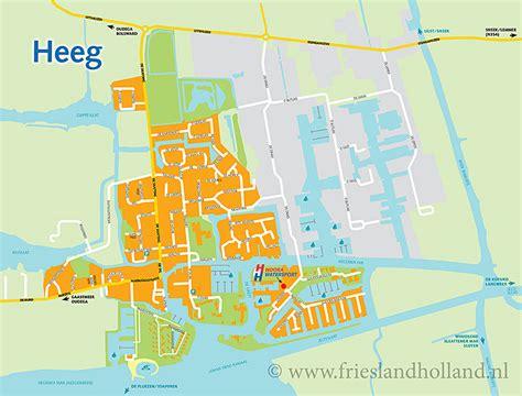 heeg in friesland heeg friesland kaart familiesteeman