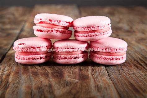 Strawberry Milkshake Macarons   Sugar and Crumbs Recipe