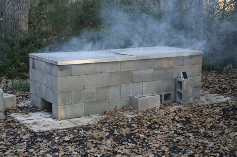 pit 28 reset recioes anatomy of a cinder block pit barbecue foods barbecues