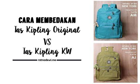 Tas Dompet Kipling Tas Impor Tas Selempang Bisa Tali Pendek 5 cara mudah bedakan tas kipling original dan kw