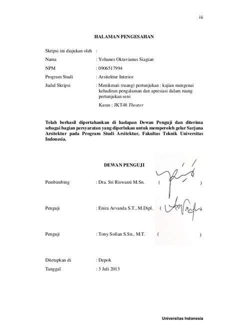 skripsi akuntansi universitas indonesia skripsi apresiasi ruang pertunjukan jkt48 theater