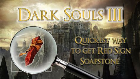Souls How To Use White Sign Soapstone - souls 3 way to get sign soapstone