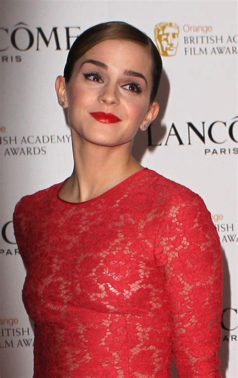 Nicolas Lee by Emma Watson See Through Bafta Video Celebritiesvideo