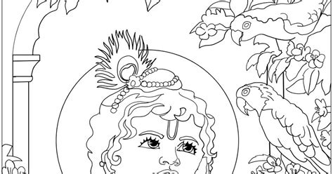 Outline Pictures Of God Krishna by Spirituality Divinity God Outline Images For Colouring