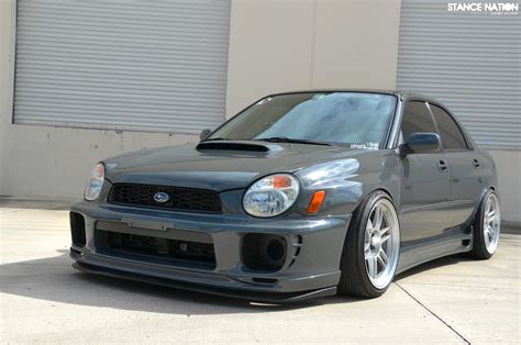 Rwd Fitted Subaru Wrx Stancenation Form Gt Function