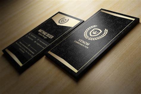 black gold business card templates gold black business card template inspiration cardfaves