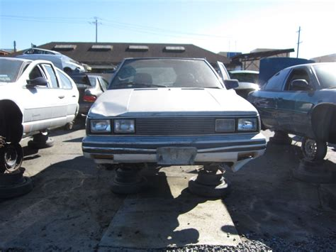 1985 renault alliance junkyard find 1985 renault alliance the truth about cars