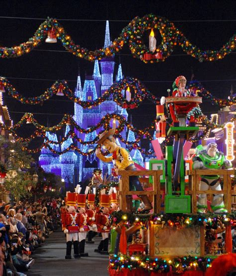 join the disney christmas parade and more jolly reindeer