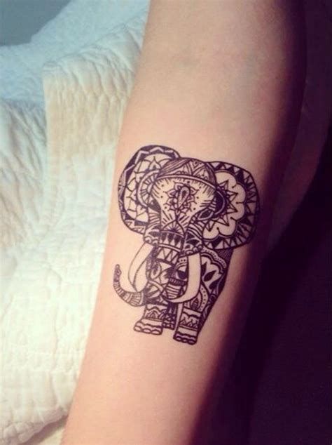 elephant tattoo we heart it 101 elephant tattoo designs that you ll never forget
