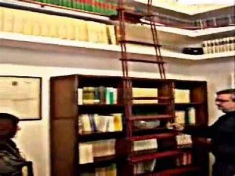 scalette per librerie scala scorrevole per librerie e archivi