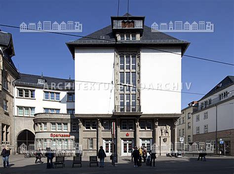 architekt erfurt sparkasse am fischmarkt erfurt architektur bildarchiv