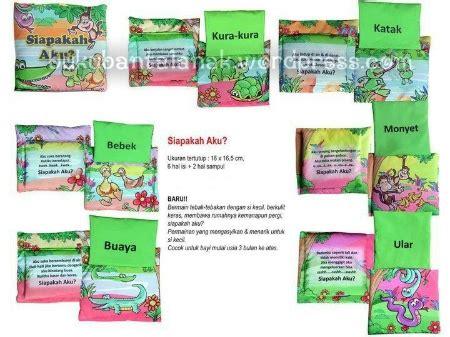 Seri Kata Santun Buku Bantal Paket buku bantal buku bayi untuk usia 3 bulan ke atas buku