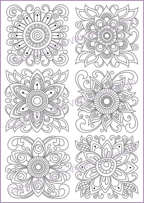flower collage coloring page pin flower collage colouring pages on pinterest