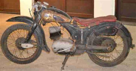Oldtimer Motorrad Nsu Lux by Oldtimer 2x Nsu Lux Bestes Angebot Von Old Und Youngtimer