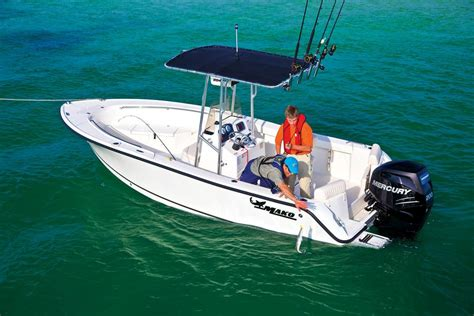 offshore mako boats mako boats offshore boats 2014 204 cc photo gallery