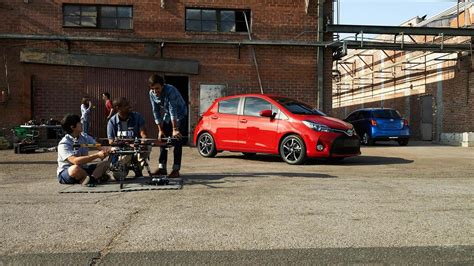 toyota united states 2015 toyota yaris facelift unveiled in the united states