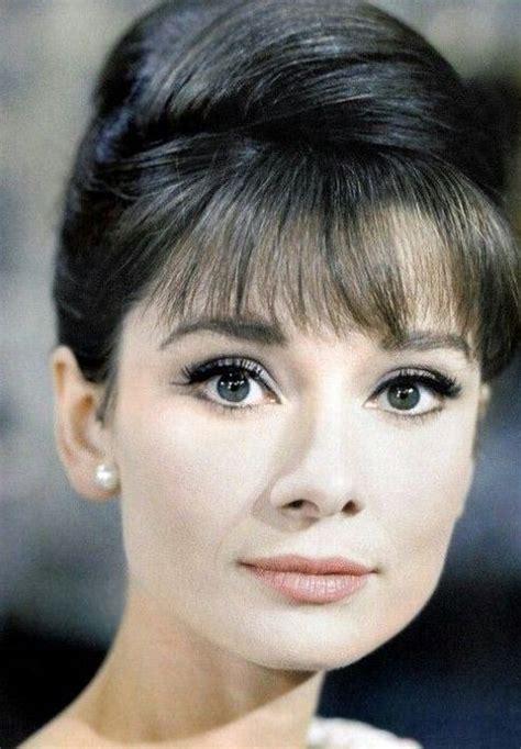 Wedding Hair Like Hepburn by Best 25 Hepburn Hairstyles Ideas On