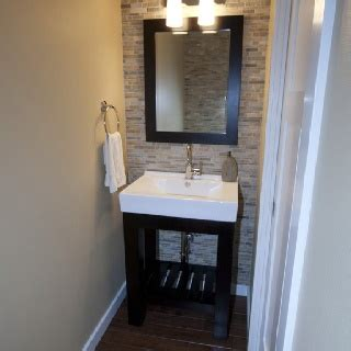 powder room accent wall ideas powder room accent wall bathroom remodel pinterest