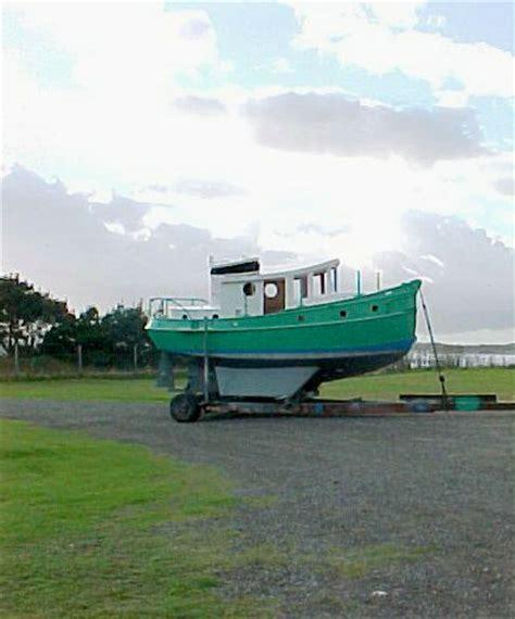 Design Stream trailerable trawlers kasten marine design