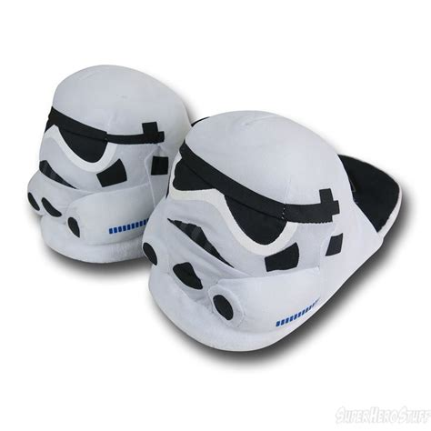 star wars house shoes star wars stormtrooper slippers