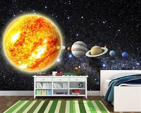 solar system bedroom decor best 25 wall paper bedroom ideas on pinterest marble