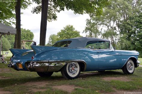 57 cadillac convertible 1957 cadillac series 62 at the concours d elegance of