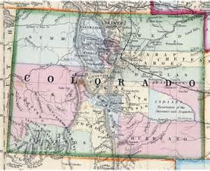 of colorado map related keywords suggestions for large map of colorado