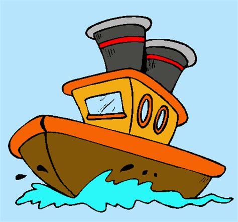 un barco animado barcos de dibujos animados imagui