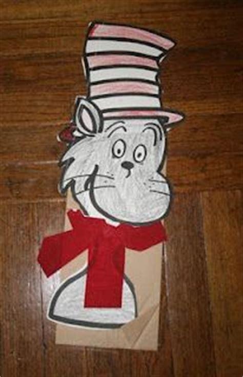 Paper Bag Cat Craft - 1000 images about dr seuss on dr seuss