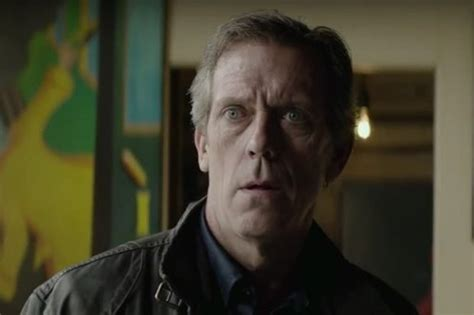 Chance To Be Involved With A New Bbc1 Primetime Show by Hugh Laurie Admits He Switched The Leg Dr Gregory House