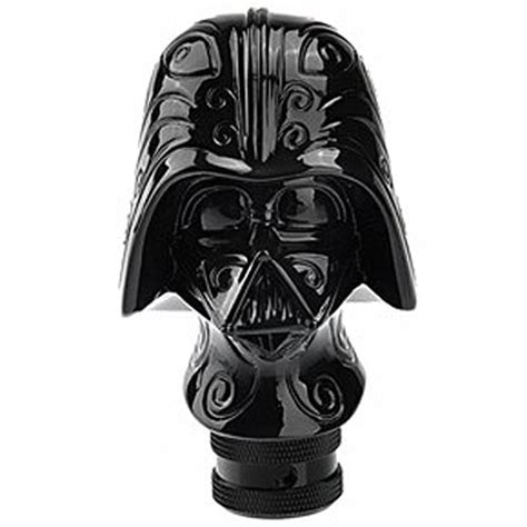 darth vader gear shift knob for the siders
