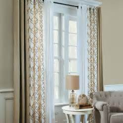 Triple Rod Curtain Double Curtains Kelly Bernier Designs