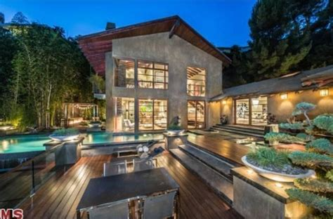 7 Lamborghinis In The Hollywood Hills by Calvin Harris Buys 7 Million Home In Hollywood Hills