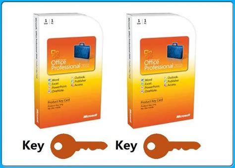 microsoft office key code microsoft 2010 home and business