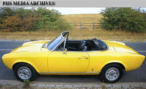 fiat spider italian stallion series 1981 1982 fiat turbo spider 2000