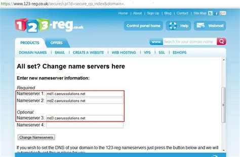 blogger nameservers how to change the dns settings on your dating site