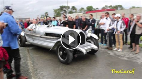 unique rolls royce  spitfire merlin  engine angry sound