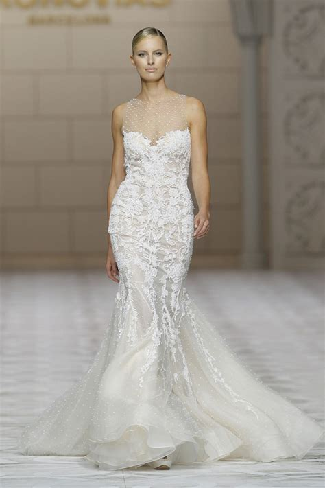 spring 2015 wedding dress collections new designer pronovias 2015 collections at barcelona bridal week
