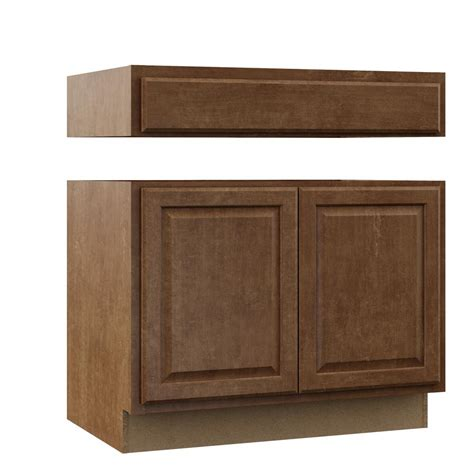 assembled 36x34 5x24 in sink base kitchen cabinet in hton bay hton assembled 36x34 5x24 in accessible