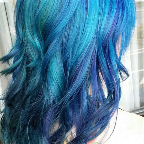 exquisite shades of blue black hair which one suits you best pravana blue black www imgkid com the image kid has it