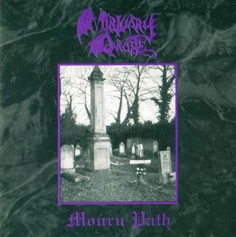 mortuary drape satanic black metal mortuary drape mourn path ep 1996