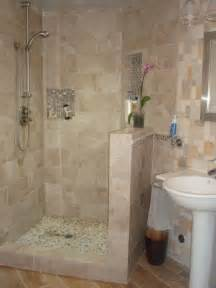 home depot bathroom tile ideas small master bath 8 1 2 x 7 master retreat 4 x4 shower stall two mosaic recessed areas
