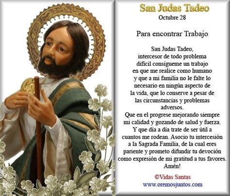 oraciones a san judas tadeo 9 best images about san judas tadeo on pinterest canada