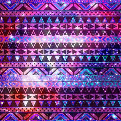 galaxy tribal pattern background tumblr aztec galaxy backgrounds