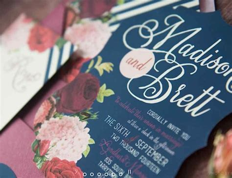 Wedding Invitation Giveaway - wedding invitation ideas